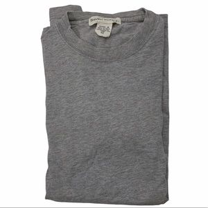 Banana Republic Gray Cotton Shirt Men's Ex Small